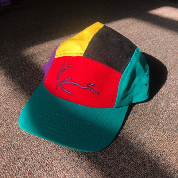 Karl Kani Other - Multi-colored Karl Kani Cap 59594c3971b